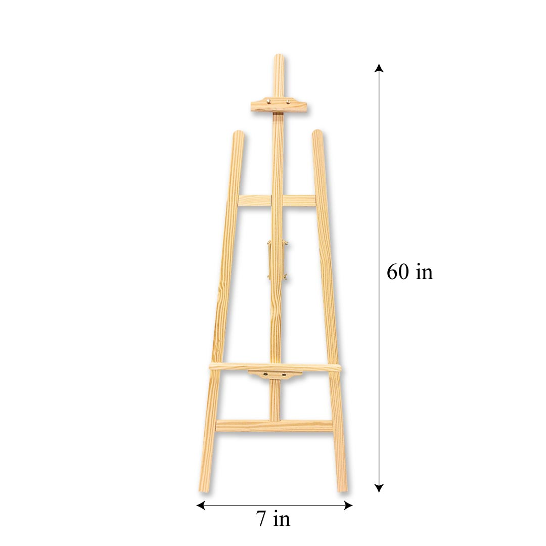 Wood Multiple Purpose Easel Stand