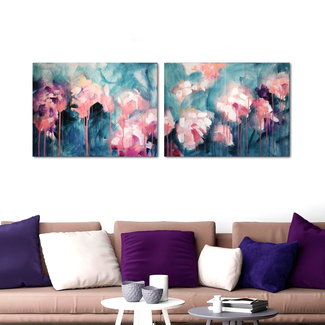 Canvas Art abstract Modern Canvas wall art Painting 40CmX30Cm each set