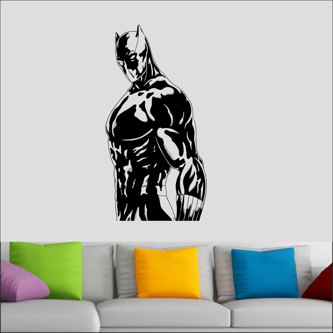 Batman wall Sticker 18InchX24Inch