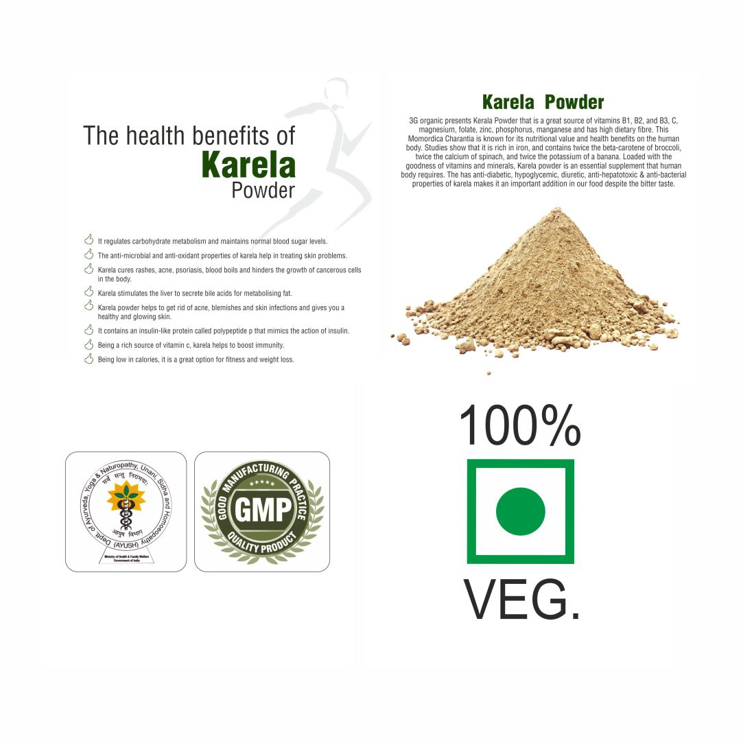 Karela Powder Organic