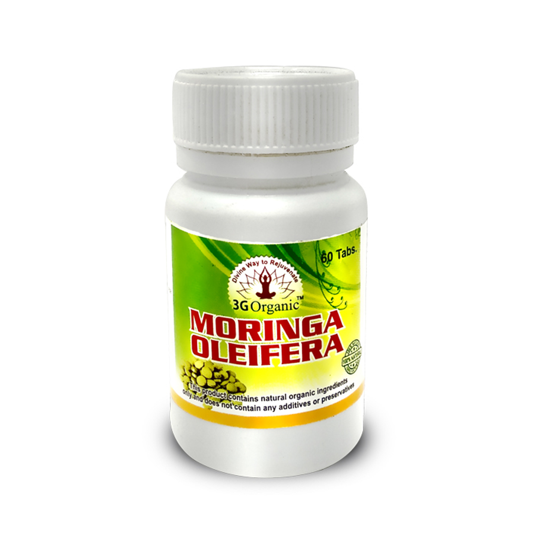 Moringa Tab [500 MG 60 Tab Per Bottle]
