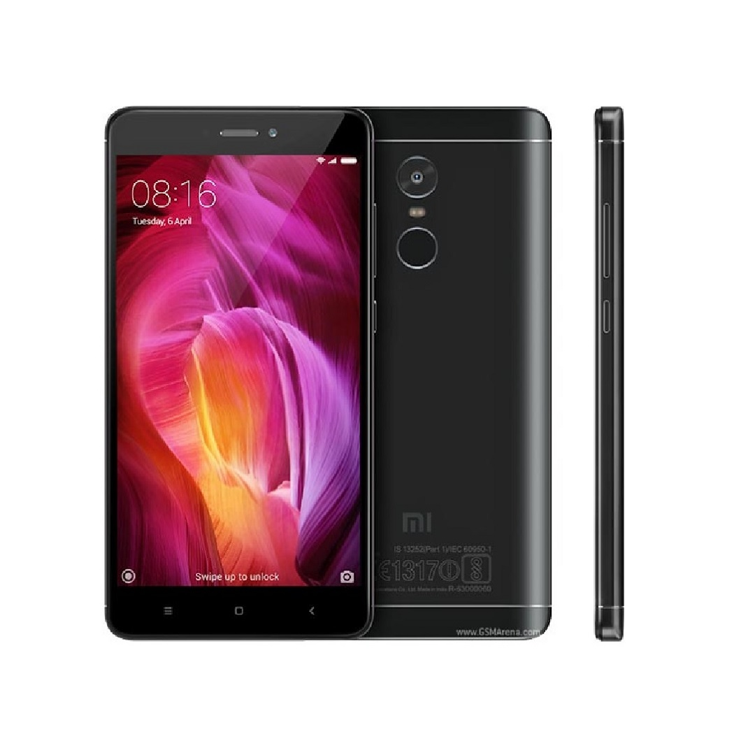 Redmi Note 4 Black 64 GB Storage 4 GB RAM